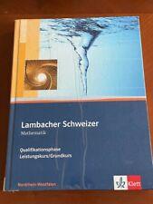 Lambacher Schweizer Mathematik NRW + Lösungsbuch