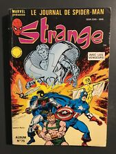 STRANGE - ALBUM N°75 : T224 - T225 - T226