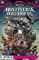 DARK NIGHTS DEATH METAL MULTIVERSE THAT LAUGHS #1 25/11/2020 DC Comics