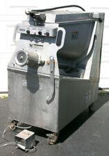 Hobart Mg1532 Commercial Butcher Shop Hamburger Meat Grinder Mixer W/ Foot Pedal