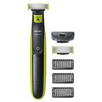Philips QP2520/30 OneBlade  Recortador de barba perfila y afeita recargable