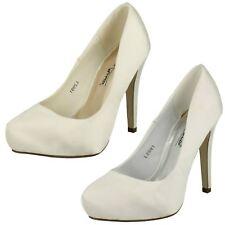 Mujer Anne Michelle Plataforma Boda 'Zapatos'
