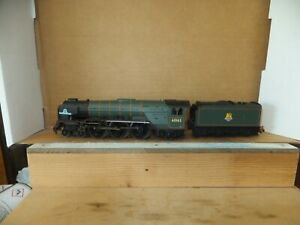 Hornby BR Green Class A1 4-6-2 Loco Tornado 60163, not boxed ex R3059 train pack