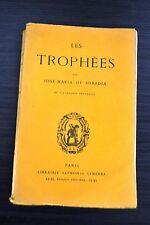 Les trophées - José Maria de Heredia