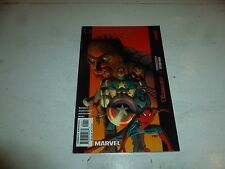 ULTIMATE SIX Comic - Vol 1 - No 1 - Date 11/2003 - Marvel Comic