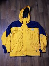 The North Face Men's Yellow Gore-Tex Ski Jacket Vintage Size Medium