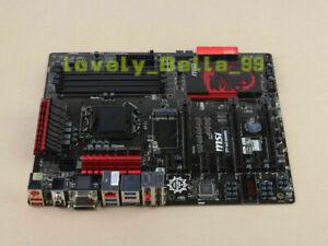 MSI Z97-G45 GAMING LGA 1150 Intel Z97 Motherboard DDR3 DVI HDMI VGA USB3.0 ATX