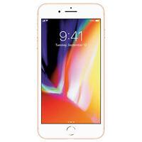 Apple iPhone 8 Plus 64GB Unlocked GSM Phone w/ Dual 12MP Camera - Gold