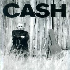 JOHNNY CASH unchained (CD, album) country rock, country, very good condition,