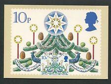 GB UK MK 1980 CHRISTMAS WEIHNACHTEN MAXIMUMKARTE CARTE MAXIMUM CARD MC CM d6482