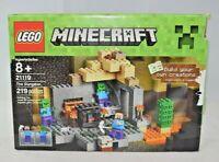 "LEGO Minecraft ""The Dungeon"" (148283) 219 Pieces"