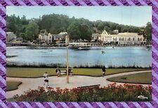 CPM 61 - Bagnoles de l'orne el casino el lago y sus botes a pedal