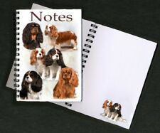 Cavalier King Charles Spaniel Dog Notebook/Notepad -  by Starprint