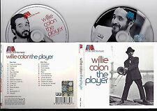 WILLIE COLON - The Player BOX 2 CD Digipak + Booklet 30 Pag 2007 FANIA VERY RARE