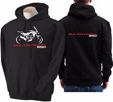 Felpa moto DUCATI Multistrada 950 hoodie sweatshirt bike hoody Hooded sweater