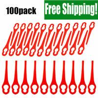100x lames de rechange pour coupe-bordures sans fil  FRTA 20 A1 IAN FR