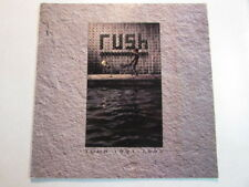 Rush Roll The Bones 1991 Original Vintage Concert Tourbook Program Prog Pop Rock