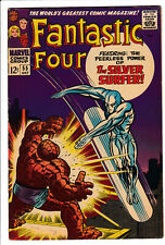 Fantastic Four # 55 BIG RUN UP NOW Silver Surfer ICONIC COVER Kirby