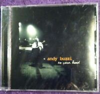 2018 🔥ANDY BUZZI🔥 New & Sealed CD *To Your Head* Connecticut FOLK INDIE Music