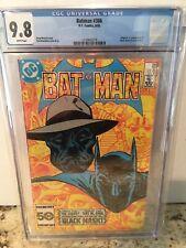 Batman #386 CGC 9.8 (W) Origin & 1st Appearance of Black Mask