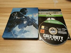 Call of Duty Ghosts Steelbook Edition For Microsoft Xbox One - See Offer!
