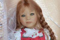 "Jana doll Annette Himstedt 31"" Puppen Kinder Doll Collection~STUNNING!"
