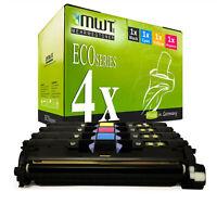 4x ECO Toner für Canon Lasershot LBP-5200-n LBP-5200 Laserbase MF-8180-c