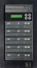MediaStor #a32 LS 1-5, 1 to 5 Target DVD Duplicator LightScribe Disc Publishing