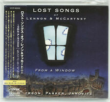 LOST SONGS of LENNON & MCCARTNEY from a Window NEW VICP-62535 CD JAPAN s4995