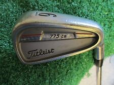 Titleist 775.CB Single Iron Golf Club #6/Dynamic gold R300 steel right hand
