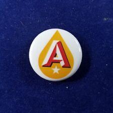 Austin Beerworks Pinback Button - ABW - Austin, Texas - Craft Beer