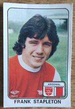 Panini football sticker 1979, Frank Stapleton, Arsenal 22