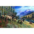 Elk Anthem 1000 Pc Jigsaw Puzzle For Sale