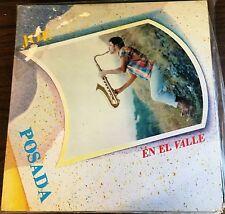 """""""Tejano Tex-Mex""""      """"Joe Posada""""         """"En El Valle""""            """"Rare LP"""""""