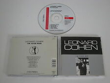 LEONARD COHEN/I´M YOUR MAN(COLUMBIA COL 460642 2) CD ALBUM
