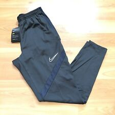 Nike Dri-Fit Academy Pro Pants Size Medium Soccer Anthracite Navy Bv6920 068