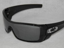 *NEW* OAKLEY BATWOLF IN BLACK INK WITH BLACK IRIDIUM LENS OO9101-01