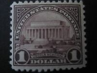 1922-25 Regular Issue - Scott Catalog #571 MNH