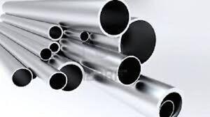 Aluminium Round Tube 20x1 2,90 €//M 2mm Anodised E6//EV1 Tube 2m Aluminium