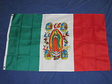 3X5 OUR LADY OF GUADALUPE FLAG MEXICO BANNER SIGN F464