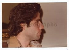 John Travolta - Vintage Candid Photo by Peter Warrack - Previously Unpublished