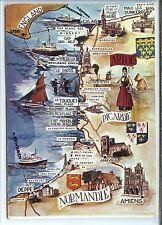 CP 62 Pas-de-Calais - Littoral Nord - Carte Illustrée