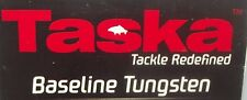 TASKA BASELINE TUNGSTEN RANGE  KWICK CHANGE SINKERS OR FLYING BACK LEADS