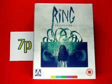 The Ring Collection (BLU-RAY, NEW SEALED Box Set, Arrow Video)