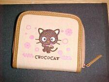 Chococat Wallet Coin Purse light brown Beige Pink