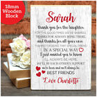 Best Friends Gifts for Birthday Personalised Best Friends Poem Print Gifts Her