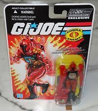GI Joe Club Exclusive Vintage Reissue FSS Cobra Enemy Inferno BAT Trooper ARAH