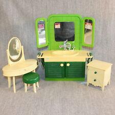 Fleur Olandese Sindy doll vintage anni 1970 l'HAIRSTYLIST Salone Parrucchiere Furniture