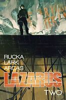 Lazarus, Vol. 2: Lift [Paperback] Greg Rucka and Michael Lark