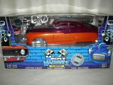 49 MERCURY IN RED BOTTOM AND BLACK TOP  RARE Build IT Kit Mint in Box
